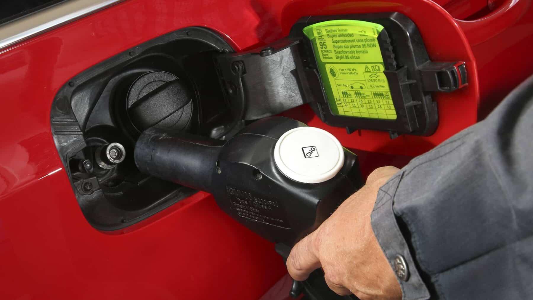 Recarga de Autogas, combustible ECO