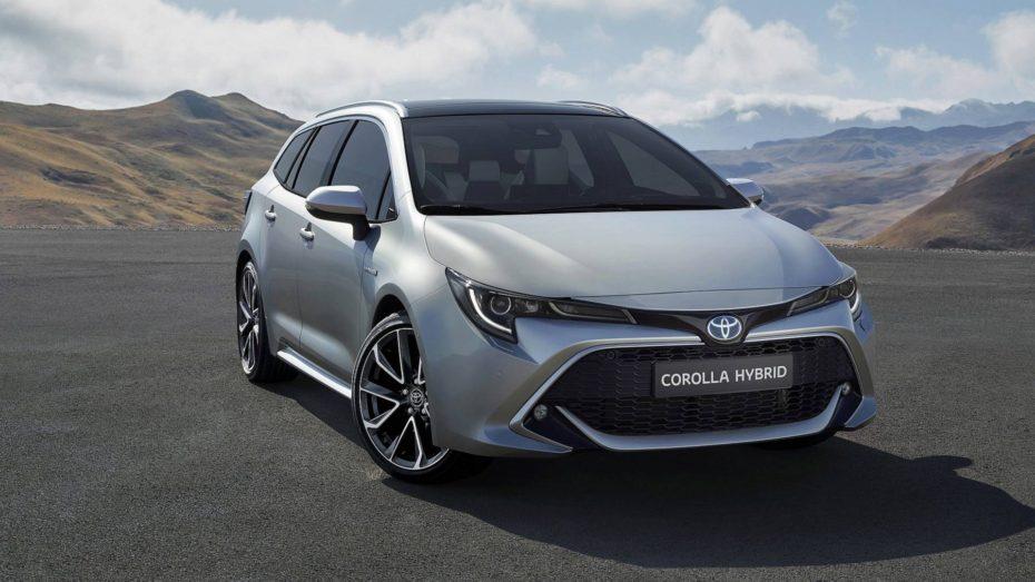 Así es el Toyota Corolla Touring Sports 2019: Espacioso, tecnológico e híbrido