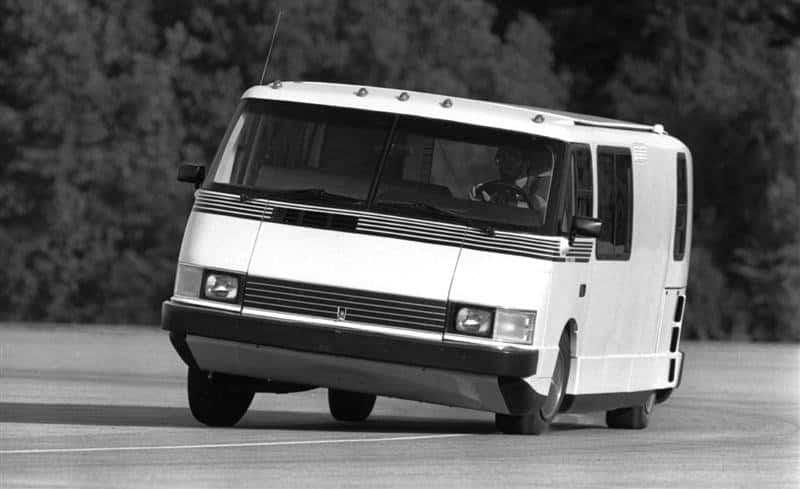 Así es la historia de la Vixen 21: Una autocaravana deportiva y con motor BMW
