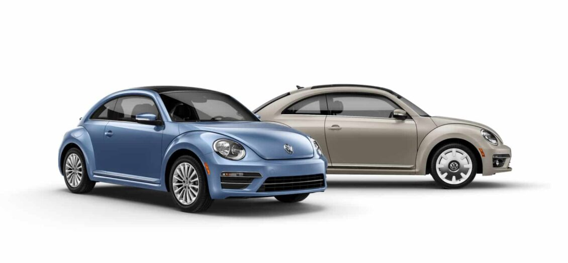 Volkswagen prepara el adiós «definitivo» del Beetle: México cesará su producción en Julio de 2019