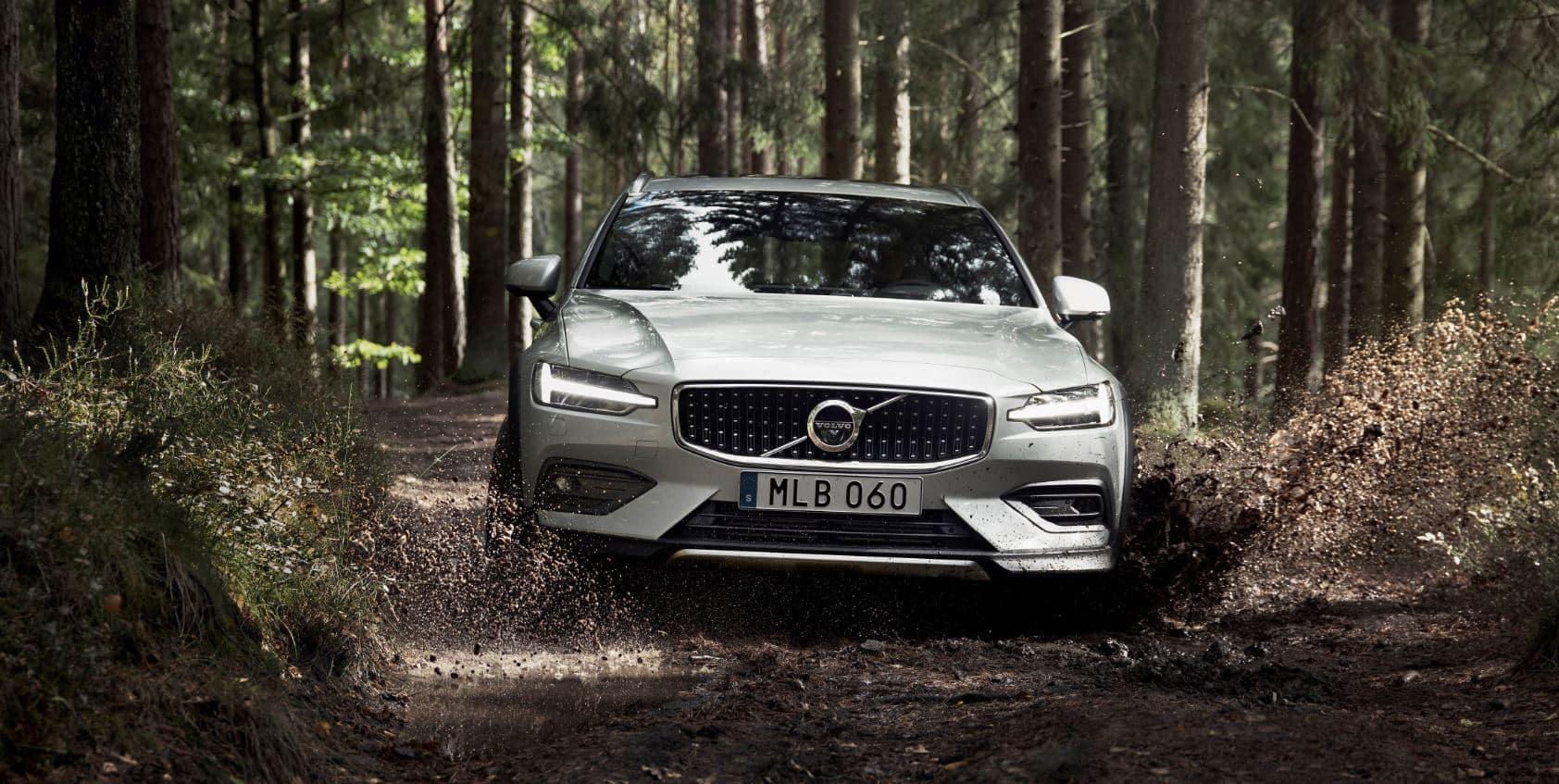 Volvo V60 Cross Country: desvelada la versión más aventurera