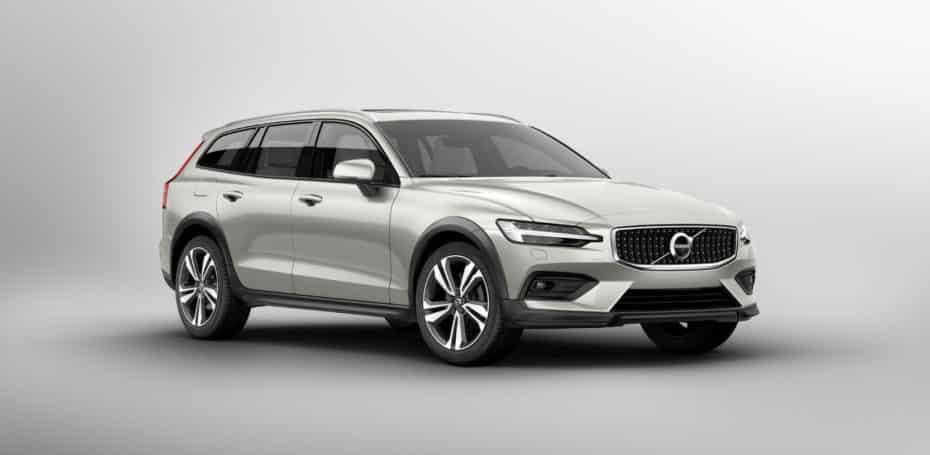 ¡Oficial!: Así es el nuevo Volvo V60 Cross Country