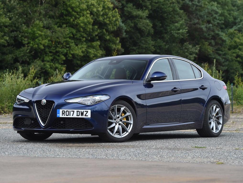 Nuevas mecánicas para el Alfa Romeo Giulia