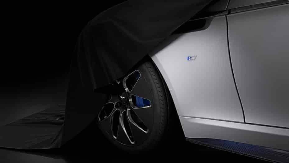 Primeros detalles del Aston Martin Rapide E: El eléctrico que dirá adiós al V12 de 6.0 litros