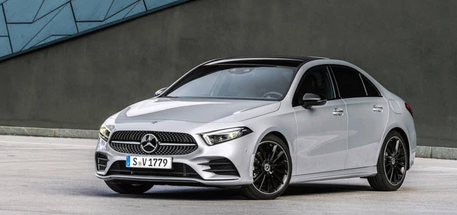 El Mercedes Clase A Sedán ya tiene precio en Alemania