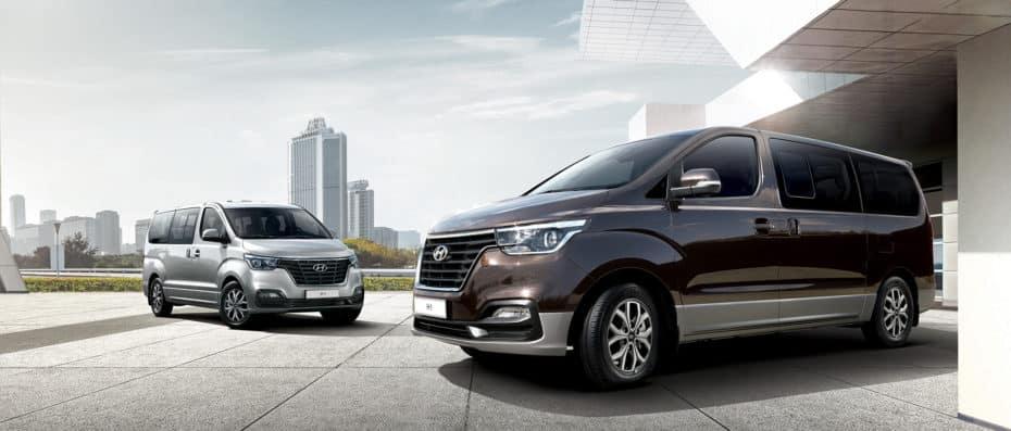 Ya a la venta el renovado Hyundai H1
