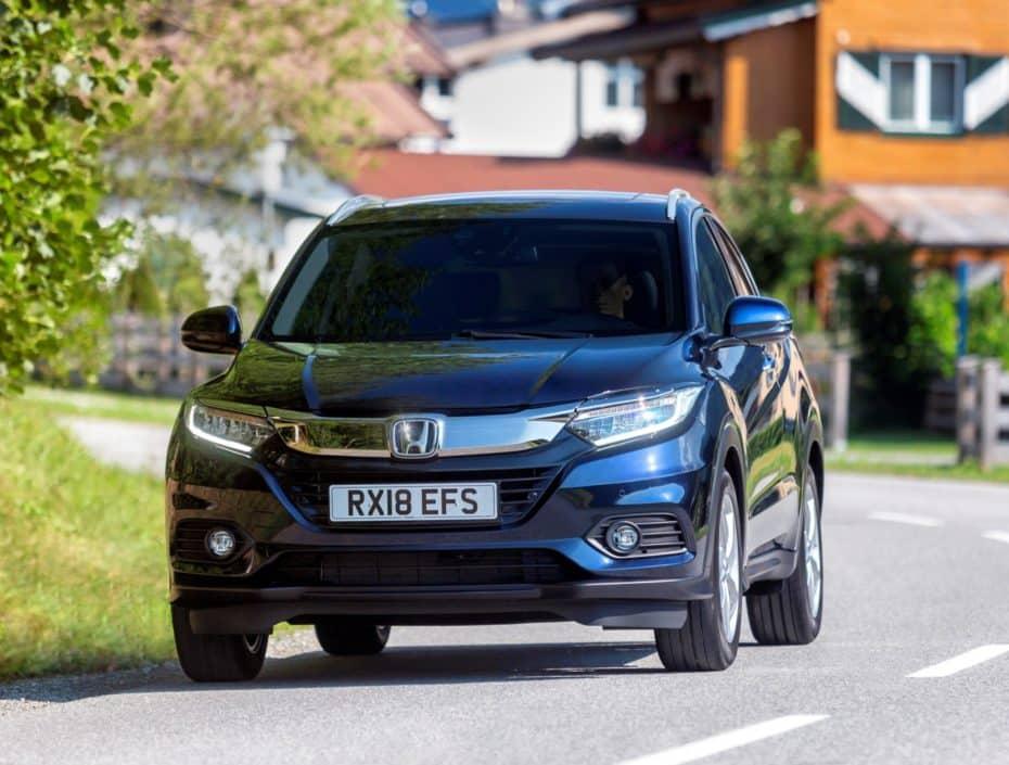 Llega a España el Honda HR-V 2019