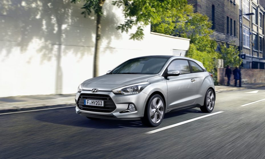 El renovado Hyundai i20 Coupé, ya a la venta