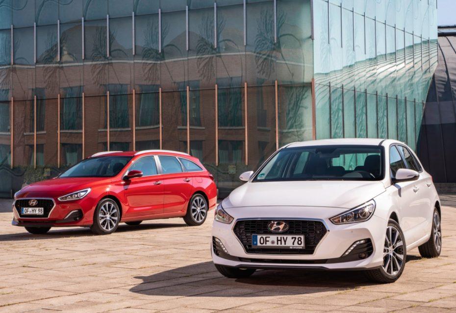 El Hyundai i30 estrena frontal: El mismo que tienen los Fastback