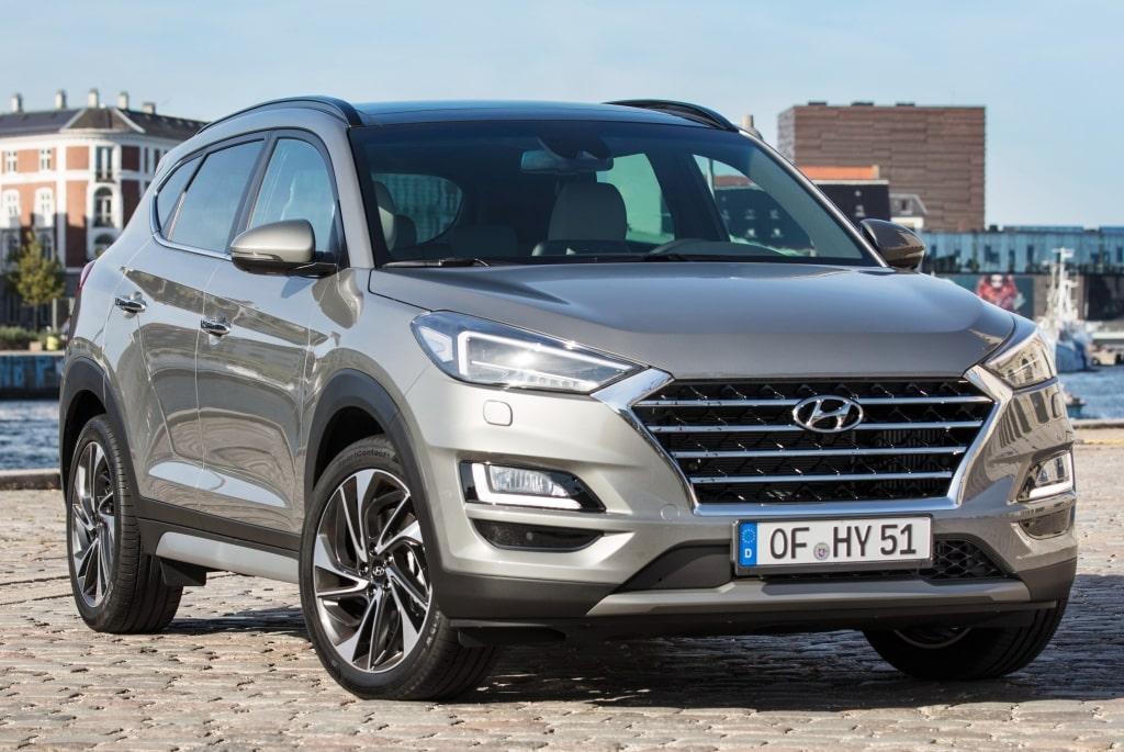 Todos los precios del renovado Hyundai Tucson para España