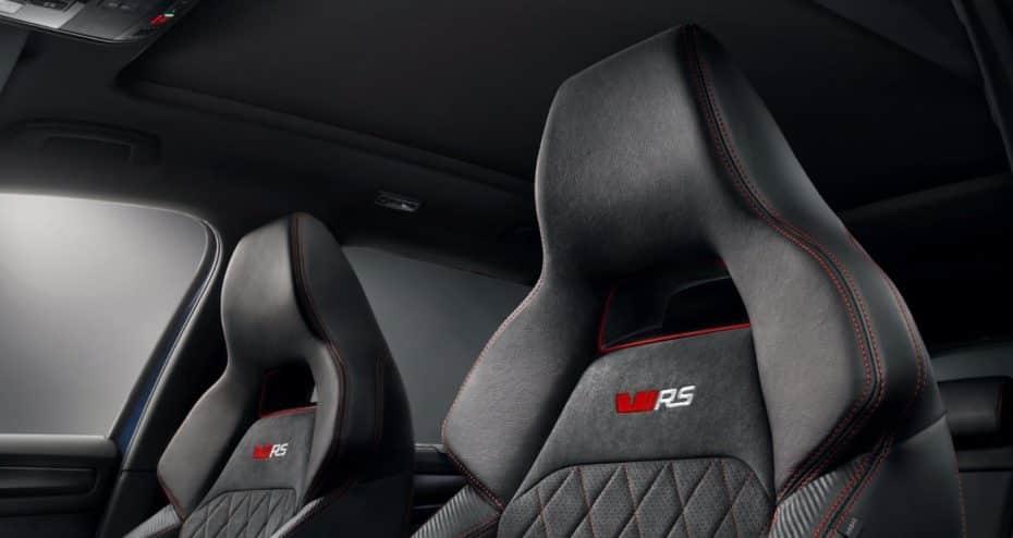 Así es el interior del Škoda Kodiaq RS y estos son sus primeros detalles