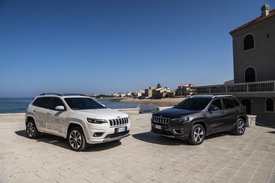 El renovado Jeep Cherokee llega a España: Aquí los precios