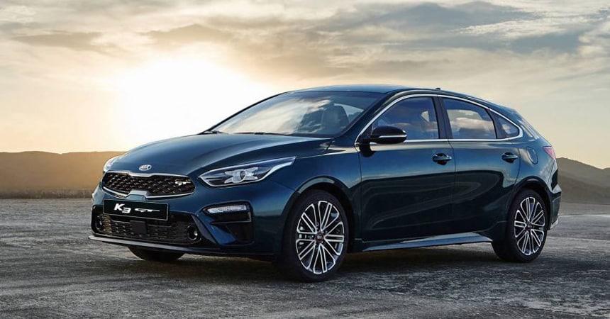 """El Kia K3 GT se presenta en Corea con """"aires"""" de BMW"""