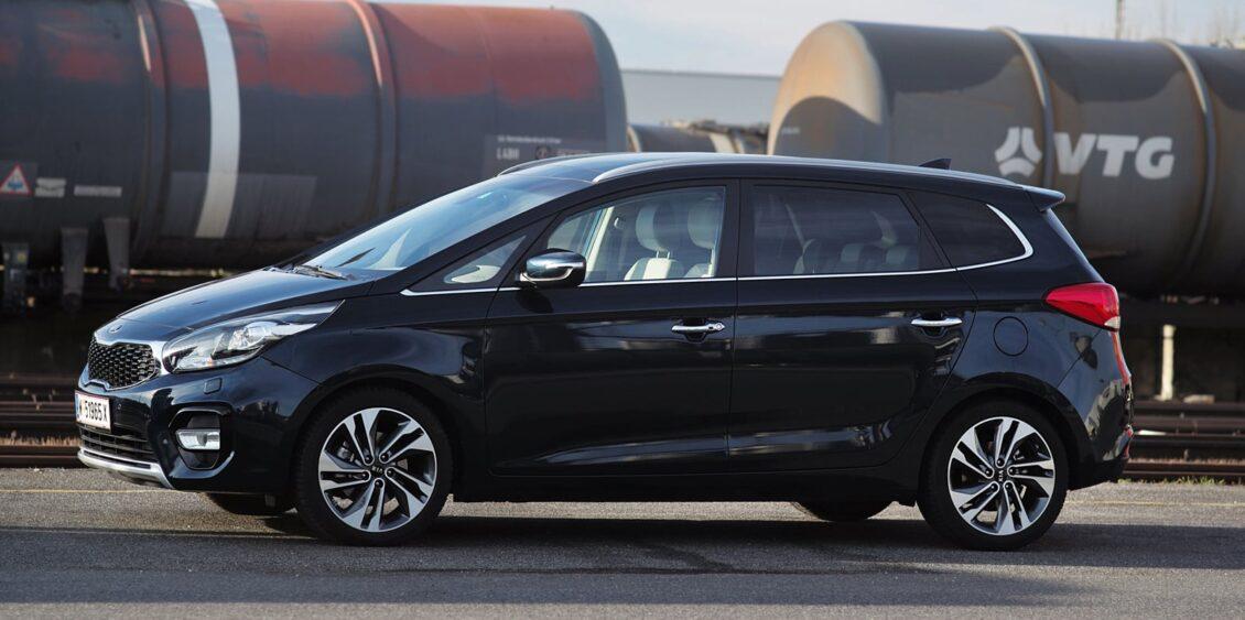 Ventas agosto 2018, España: El Kia Carens, líder del mercado