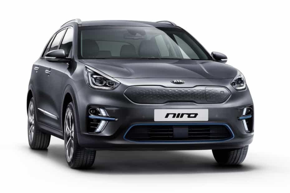 Kia anuncia la autonomía final del e-Niro de 64 kWh: 485 km según WLTP