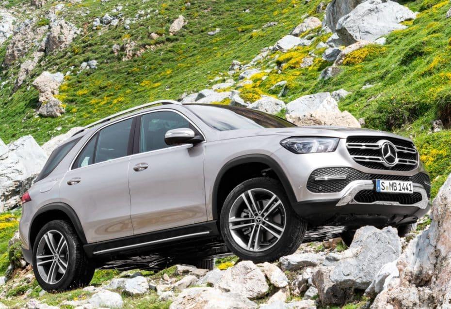 Oficial: Nuevo Mercedes GLE