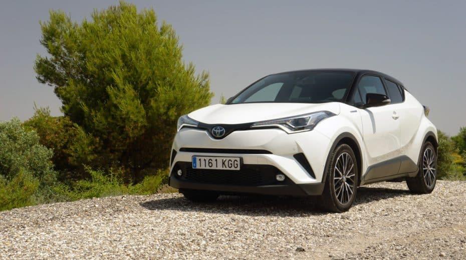 Toyota sigue imparable con los híbridos: Aquí el ranking con los más vendidos