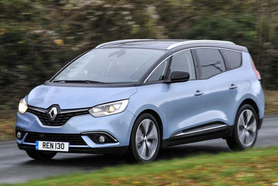 El Renault Scénic estrena el motor 1.7 Blue dCi