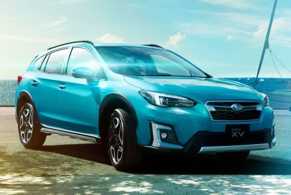 Así es el Subaru XV e-Boxer, la opción híbrida