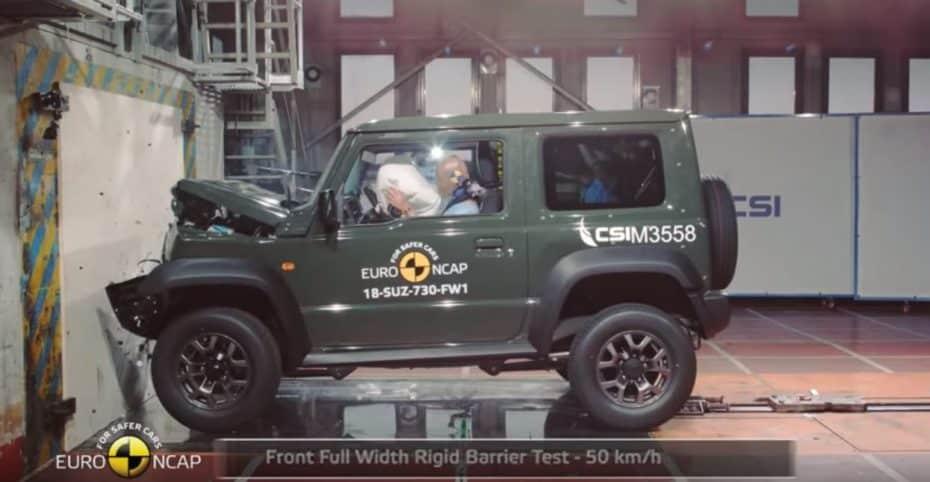 Euro NCAP publica resultados y hay para todos los gustos: A6, Touareg, Jimny y Tourneo Connect