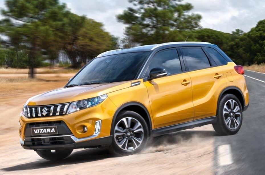 El renovado Suzuki Vitara ya tiene precios: Por ahora, solo 1.4 Turbo