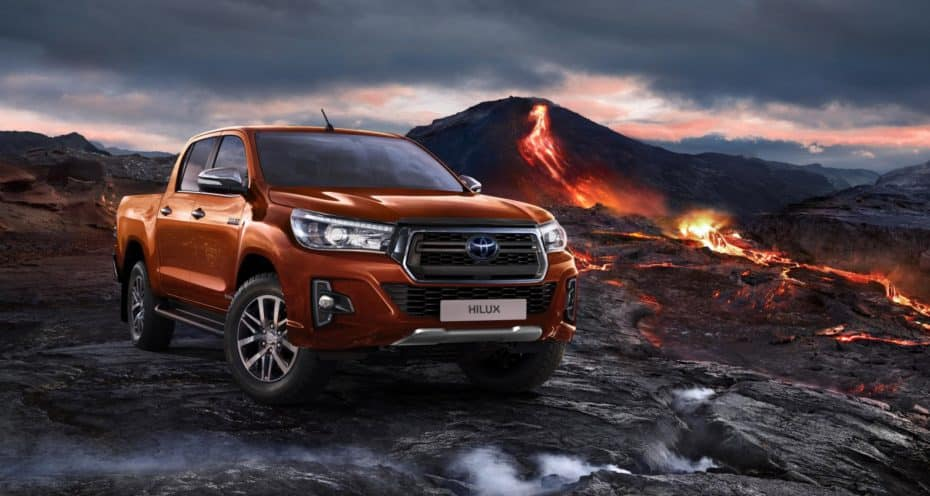 Nuevo Toyota Hilux LEGEND, ya a la venta