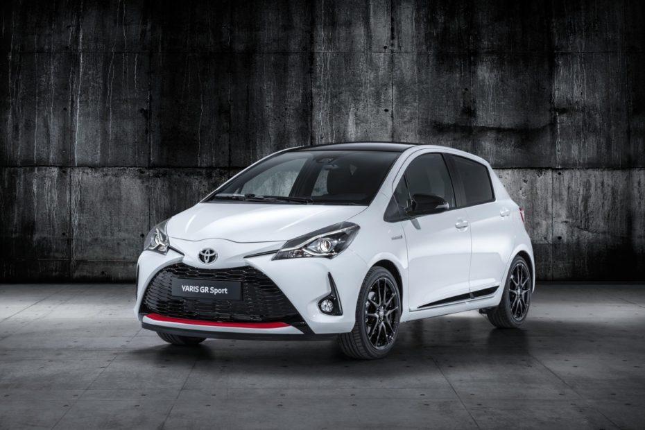 Se pone a la venta el Toyota Yaris GR-Sport