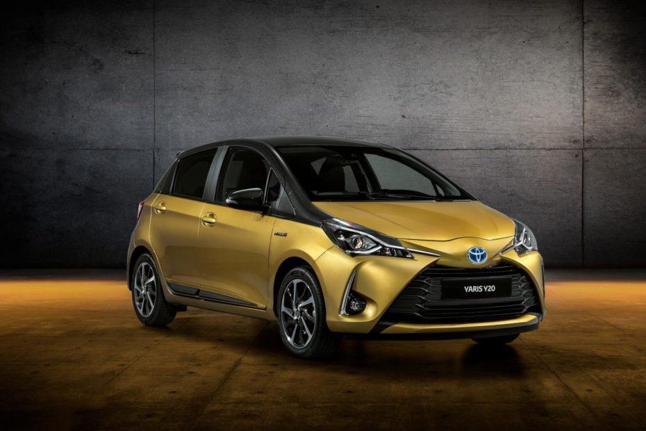 Nuevos Toyota Yaris Y20 y GR Sport