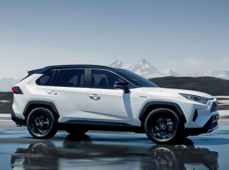 Así es el nuevo Toyota RAV4 para Europa