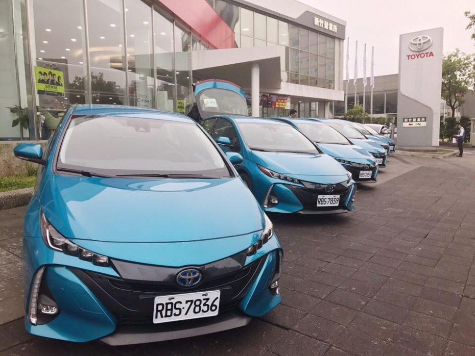 Ventas enero 2019, Taiwan: Mercedes sigue imparable y Toyota liderando