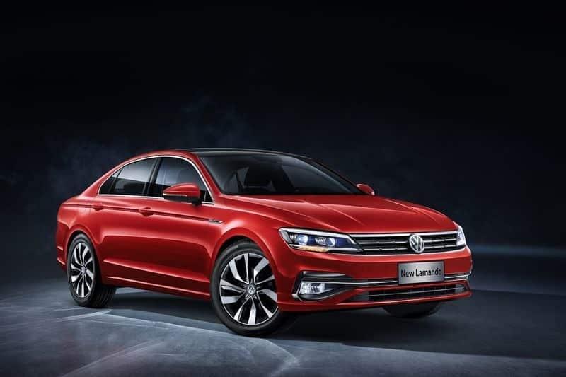 El Volkswagen Lamando se pone al día