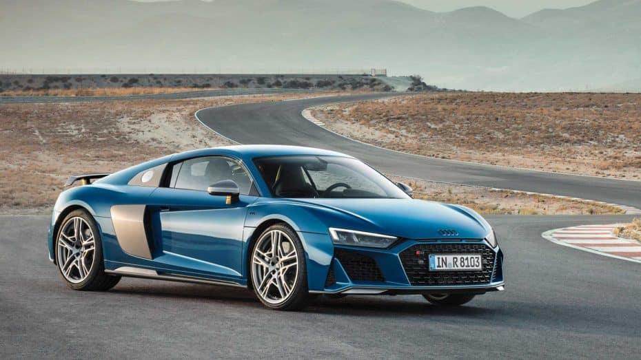 Audi R8 2019: Mayor estabilidad y precisión para lidiar con un suculento aumento de potencia