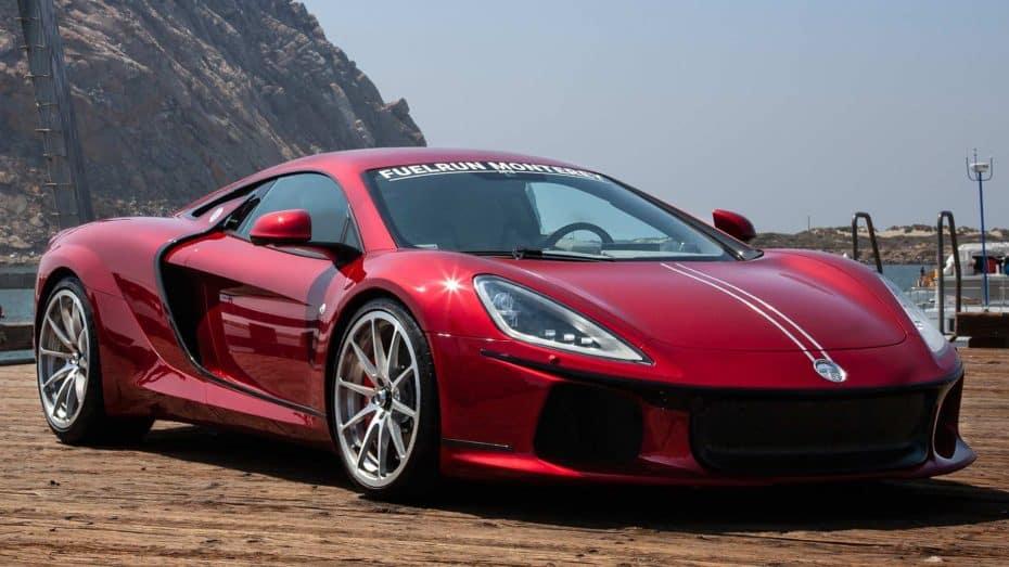 Así es el ATS GT Launch Edition, un superdeportivo italiano con 827 CV y tan solo 12 unidades