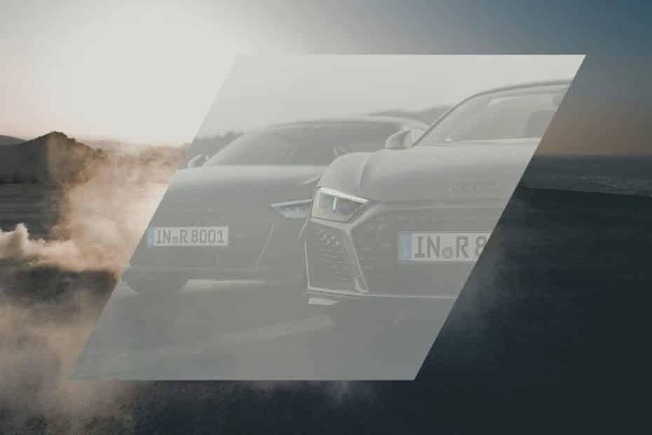 El Audi R8 se renovará en 2019 y esta es su primera imagen oficial