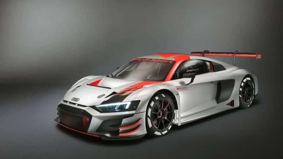 Audi R8 LMS GT3 2019: La bestia de los cuatro aros solo apta para circuitos se renueva