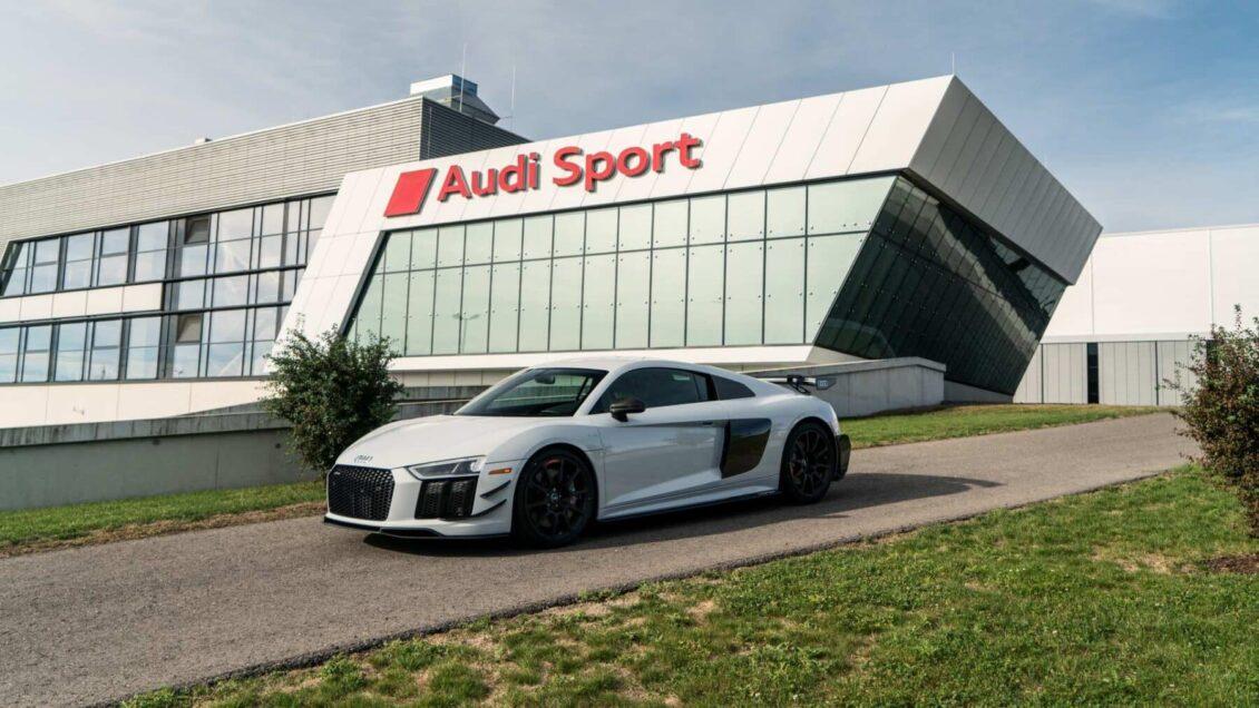 Audi R8 V10 Plus Competition Package: Una radical edición limitada para los Estados Unidos