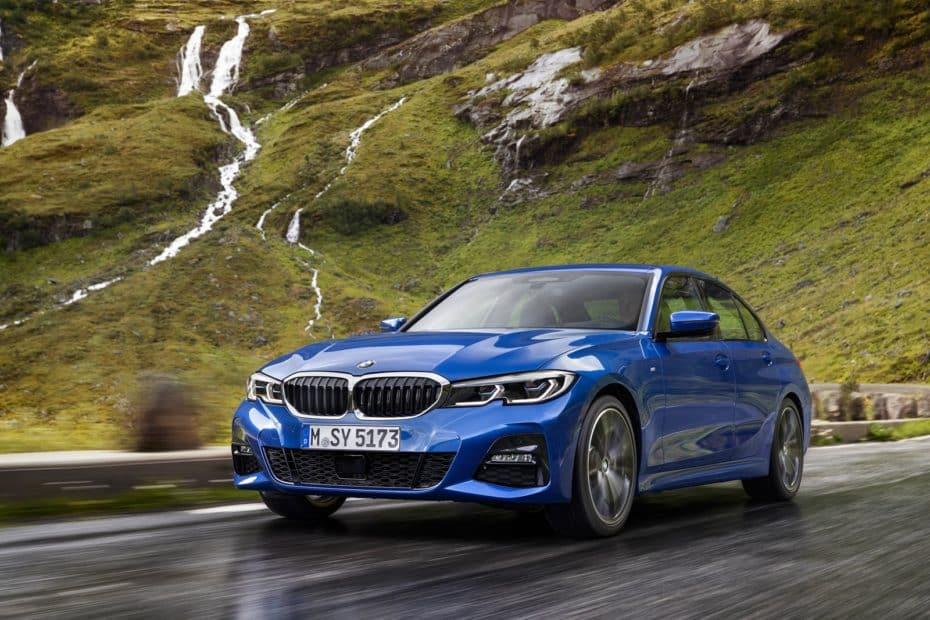 ¡Oficial! Nuevo BMW Serie 3 2019: Más evolución que revolución