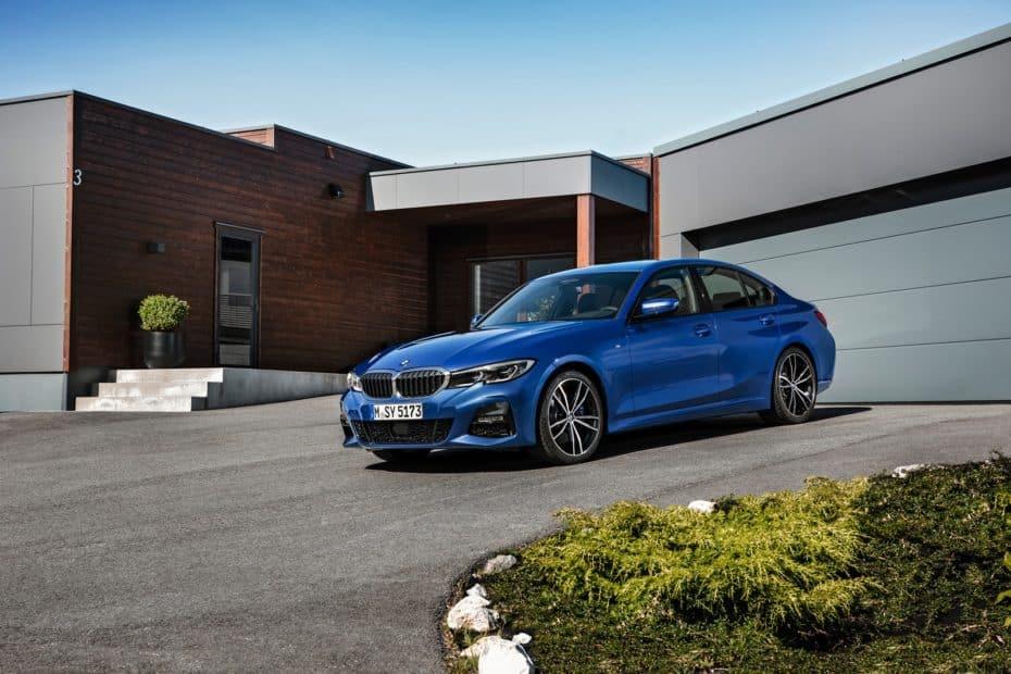 El BMW Serie 3 2019 ya tiene precios en España: Dos mecánicas por ahora, desde 43.700 euros