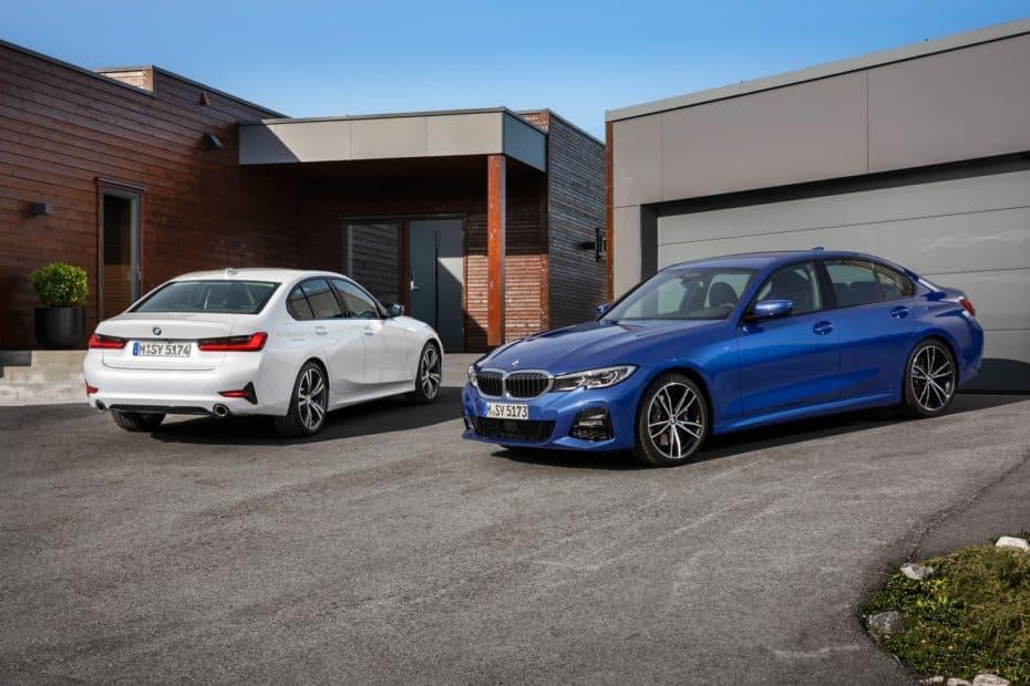 La gama del BMW Serie 3 2019 se completa con nuevas mecánicas: Precios y equipamiento