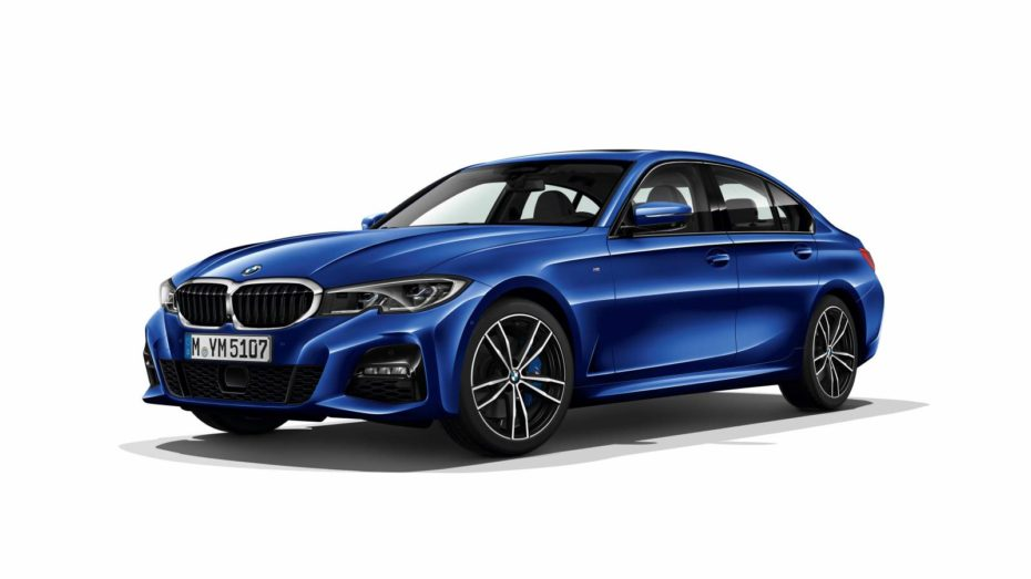 ¡Filtrado! Así es el BMW Serie 3 2019: Un gran paso adelante en todos los sentidos