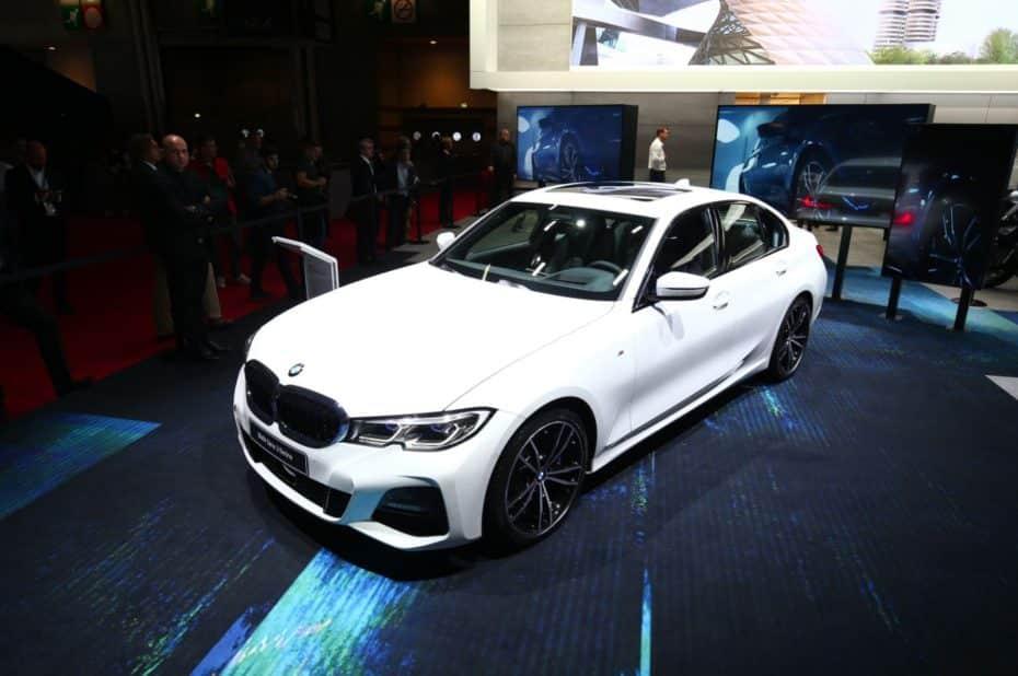 Así es el nuevo BMW Serie 3 en directo: Mezcla de estilos con perfil ganador