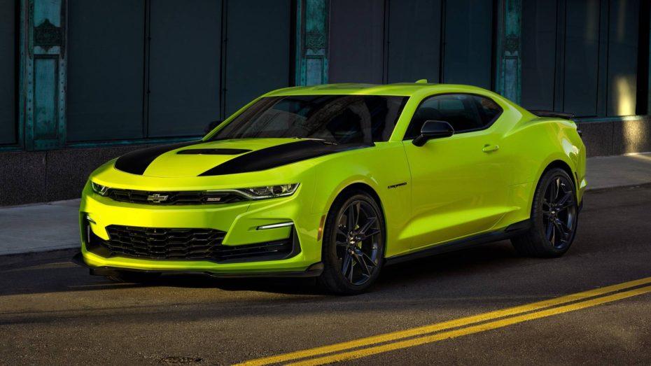 El Chevrolet Camaro se renueva sutilmente de cara a 2019: Simplemente radiante