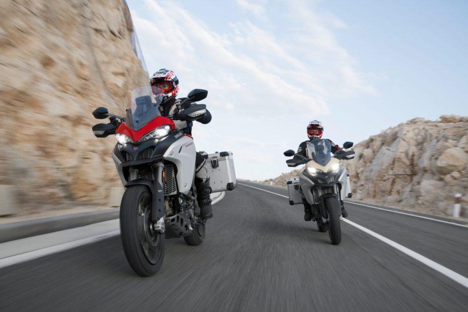 Ducati Multistrada 1260 Enduro: Toda la electrónica y más potencia para decir adiós al asfalto