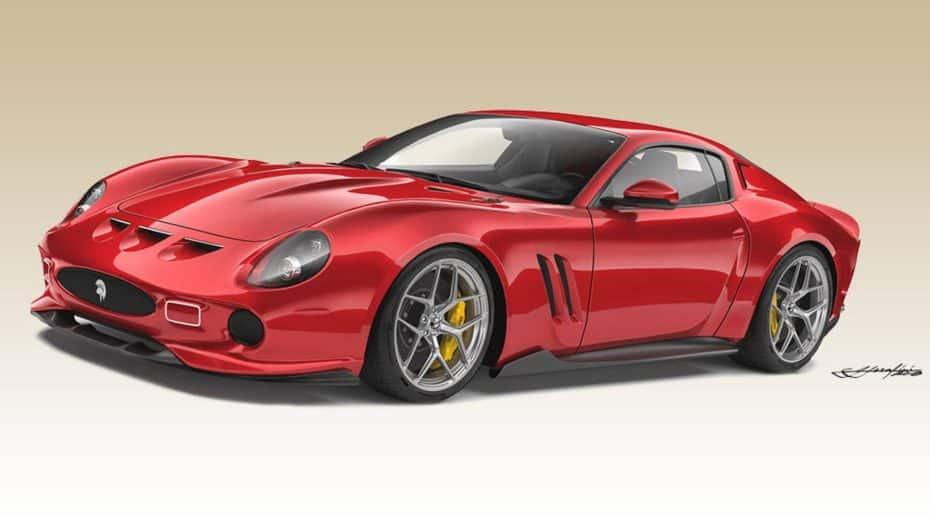 Ares Design ressuscitará um dos cavallinos mais lendários, a Ferrari 250 GTO está de volta