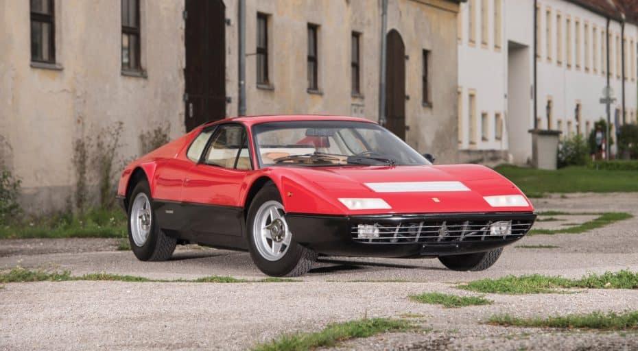 El oscuro secreto del Ferrari 365 GT4 BB: Un modelo que en realidad ni era 'Berlinetta' ni era 'Boxer'