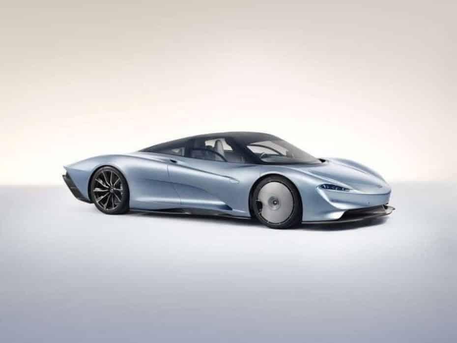 ¡Filtrado! Así es el McLaren Speedtail: ElprimerHyper-GT del mundo con aires retro y más de 1.000 CV