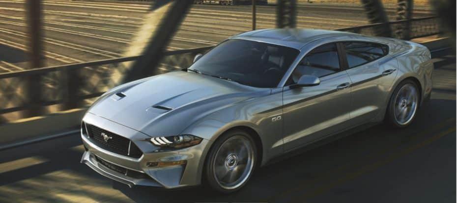 ¡Atento a esto!: El Ford Mustang de cuatro puertas podría estar de camino…