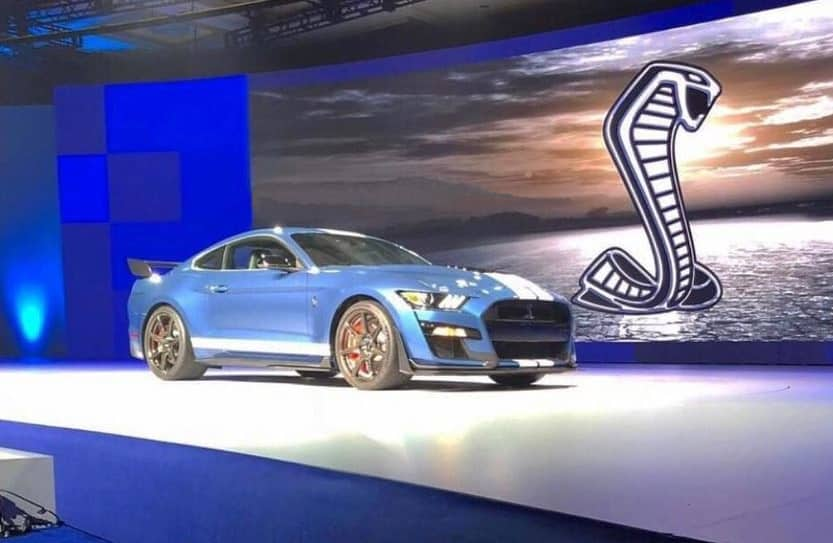 ¡Filtrado! Saluda al Ford Mustang GT500 2019 con más de 700 CV