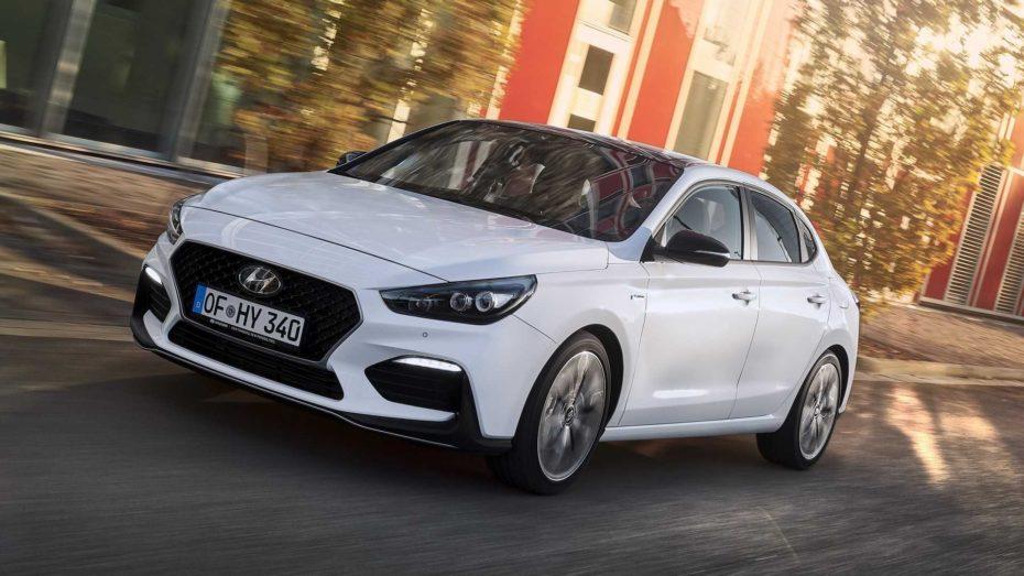 Ya a la venta el Hyundai i30 Fastback con acabado N-Line
