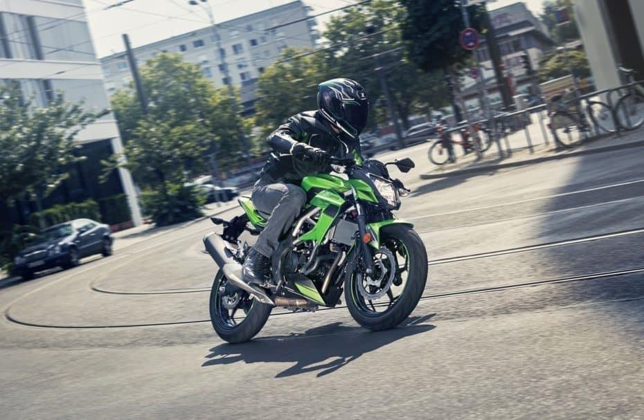 Kawasaki desvela la nueva Z125, una naked ágil y divertida sin carnet